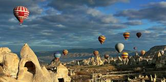 Cappadocia Photo credit National Geographic
