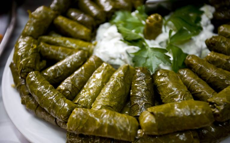 Turkish dishes: Sarma & Dolma