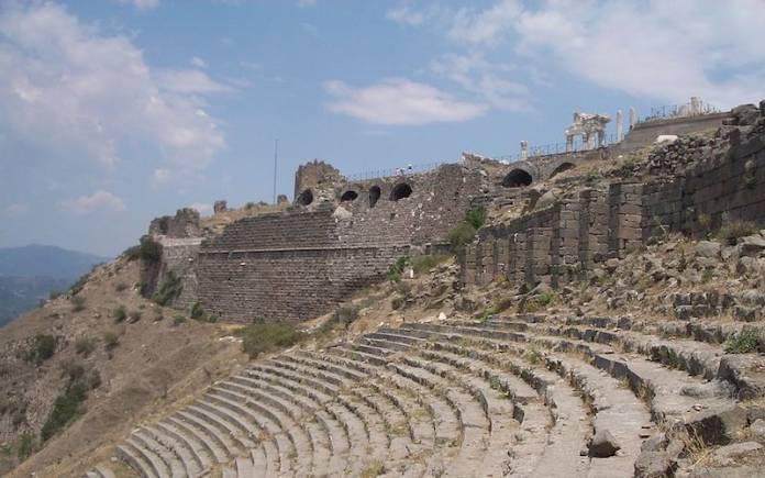Pergamon and its Multi-Layered Cultural Landscape