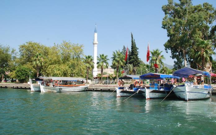 Get to Dalyan from Fethiye