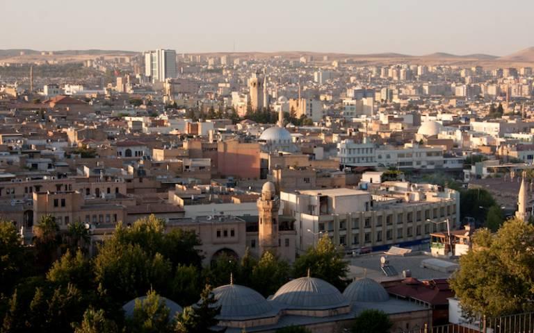 The City of Abraham: Sanliurfa (Urfa)