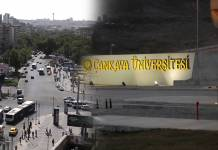 How To Go To Çankaya University from Ankara Kızılay