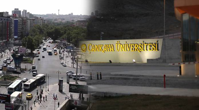 How To Go To Çankaya University from Ankara Kızılay