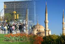 The Shortest Way To Sultanahmet Mosque From Taksim