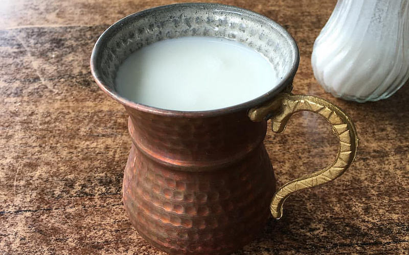Turkey's Special Beverages - Ayran