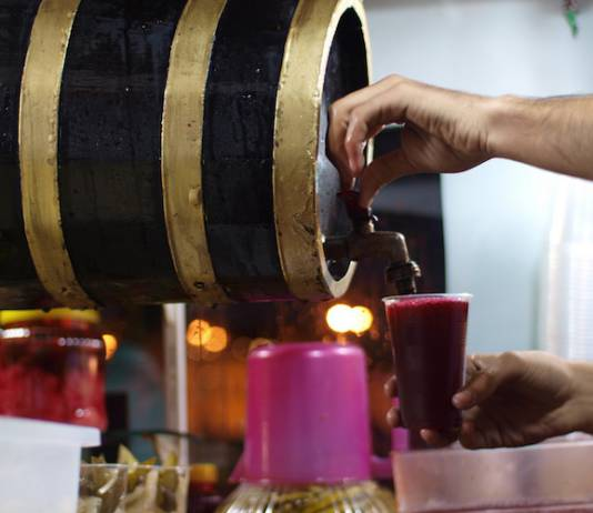 Turkey's Special Beverages - Şalgam ayran turkish tea çay