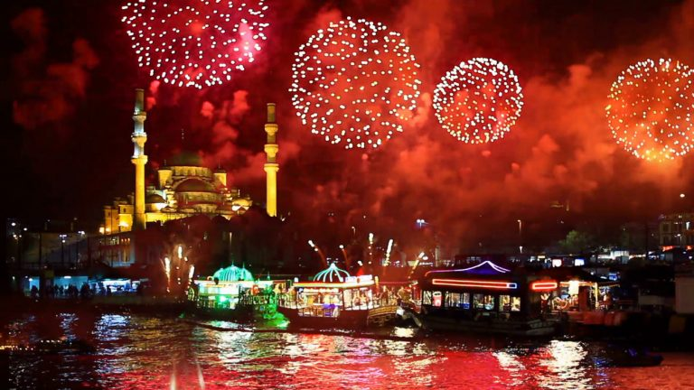 Places to Visit in Istanbul On New Year Eve