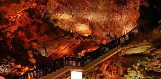 Damlatas Cave