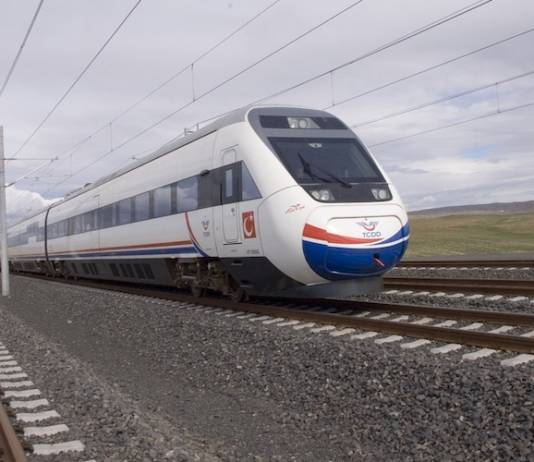 Ankara to Konya by High Speed Train
