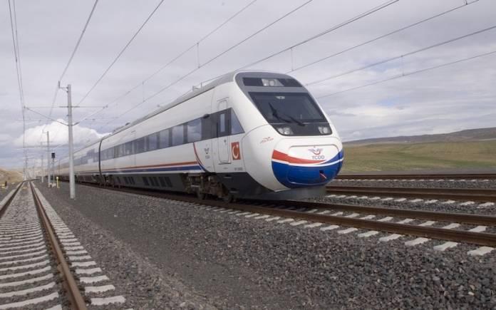 Ankara to Konya by High Speed Train