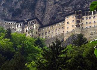 How to go to Sumela Monastery