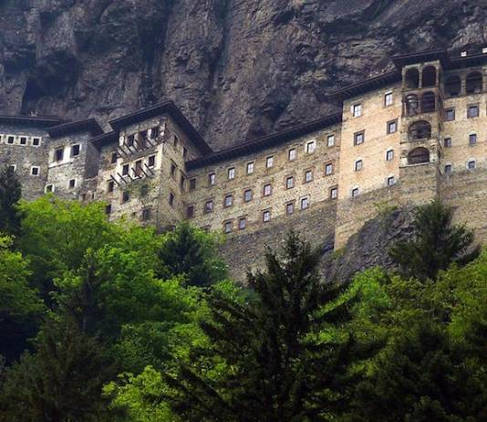 How to go to Sumela Monastery