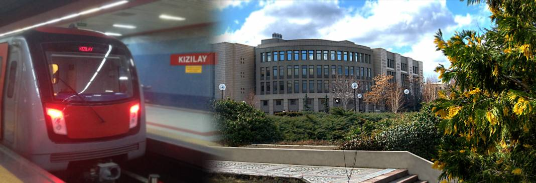How To Go To Bilkent University from Kızılay Ankara