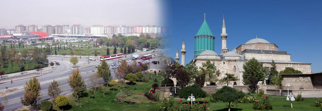 how to go to Mevlana museum from Konya Otogar - Bus Terminal