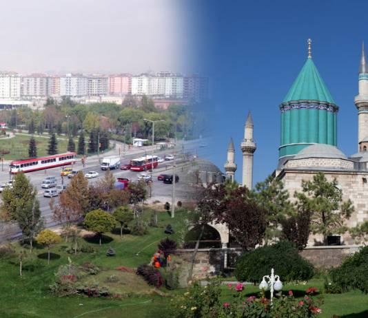 how to go to Mevlana museum from Konya Otogar - Bus Terminal