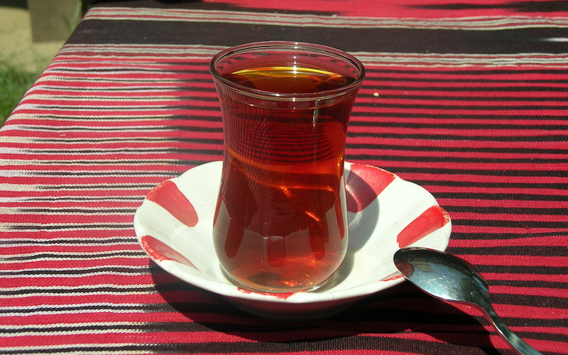Turkey's Special Beverages - Turkish Tea