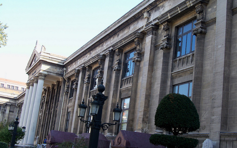 5 Best Museums to visit in Istanbul - Istanbul Archeological Museum