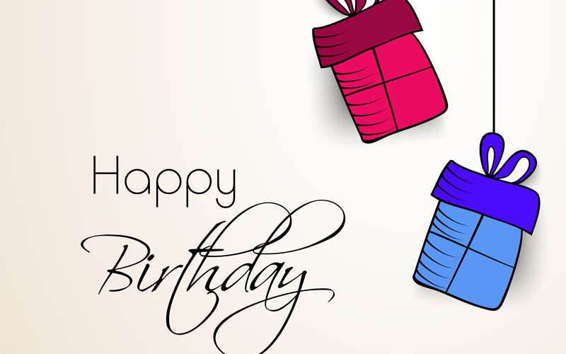 Happy Birthday in Turkish