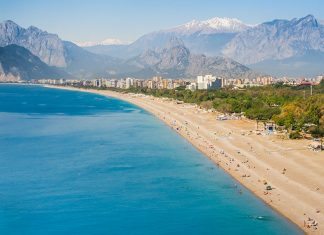 Turkey's Best Swimming Beaches